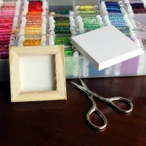 Commission a Mini Canvas from Misericordia